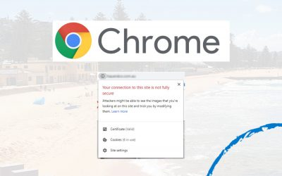 Chrome to Start Blocking Mixed Content