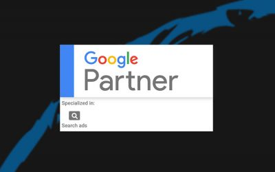 We are now a Google Partner!
